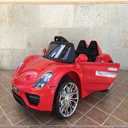 coches electricos para niños porsche