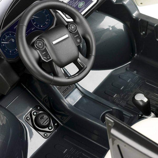 coche electrico infantil range rover sport 12v