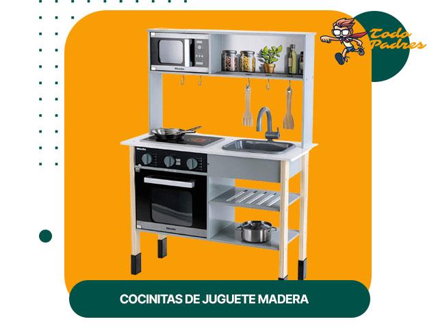 Cocinitas de Juguete de Madera para Niños Barata