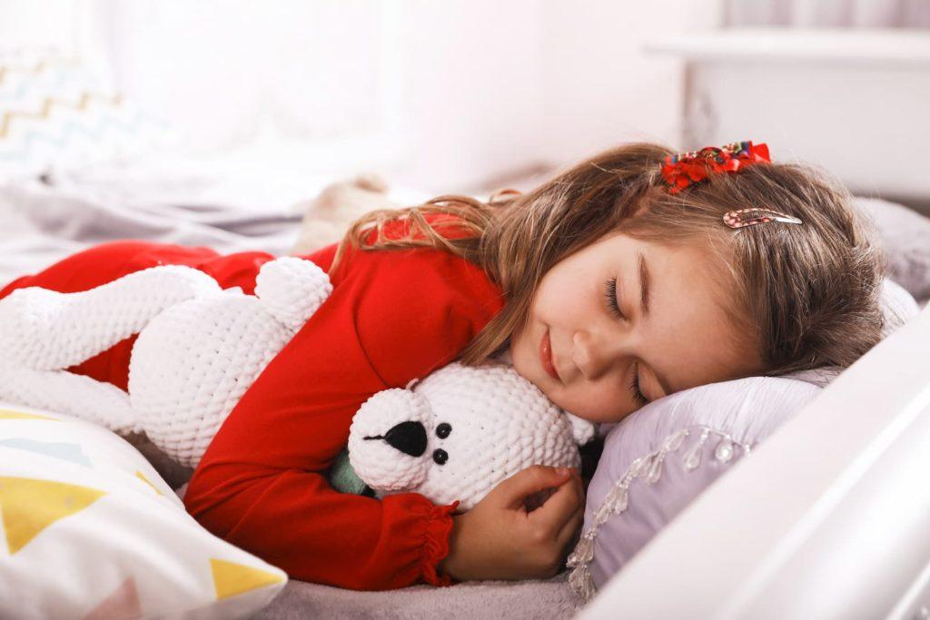 como duermen los niños con altas capacidades